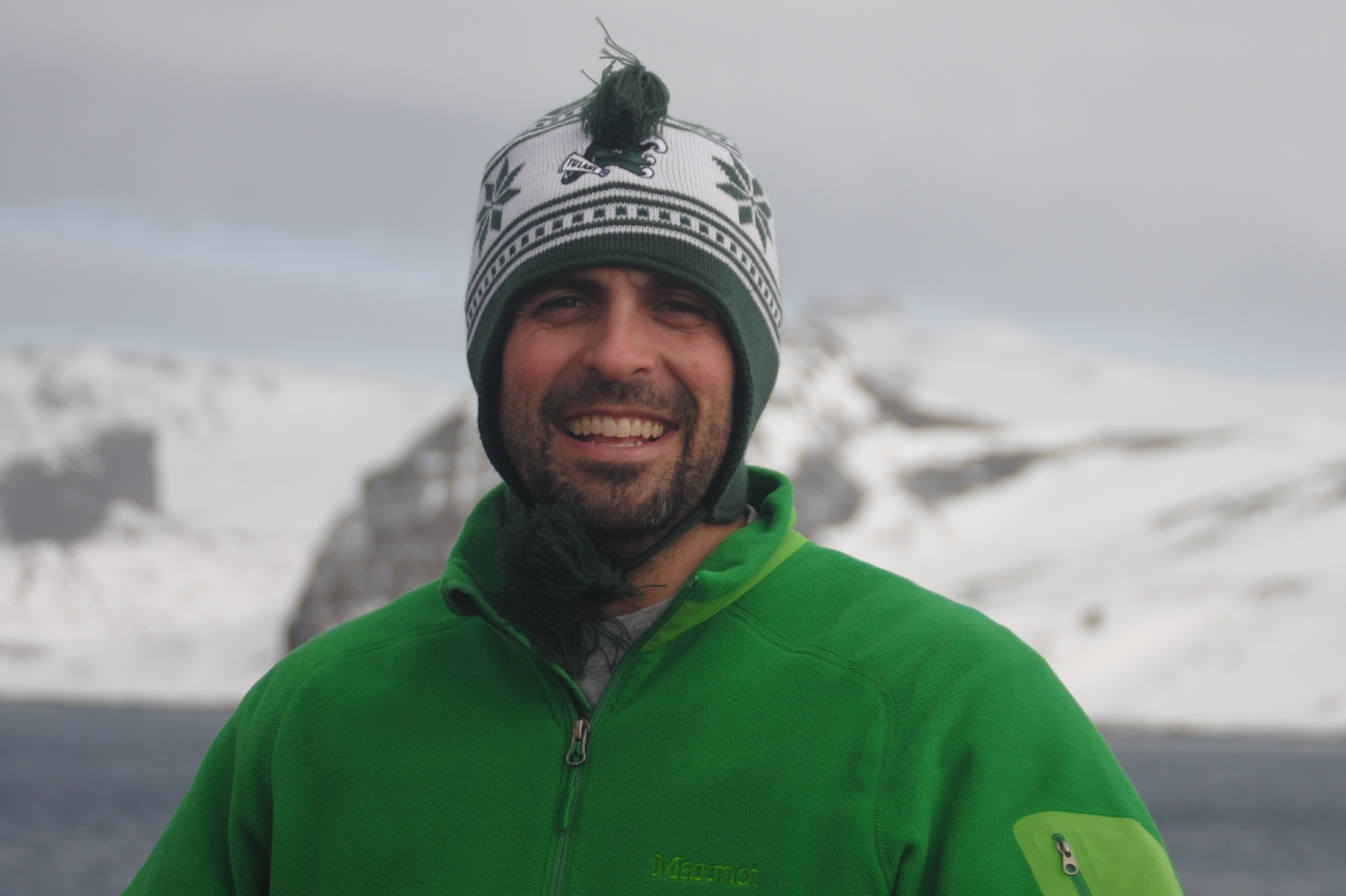 Meet Principal Investigator Brad Rosenheim